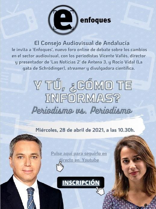 Enfoques 'Periodismo vs Perodismo' (2)