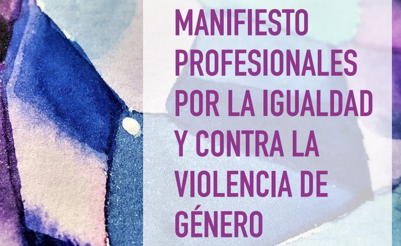 Manifiesto Profesionales por la igualdad (2)